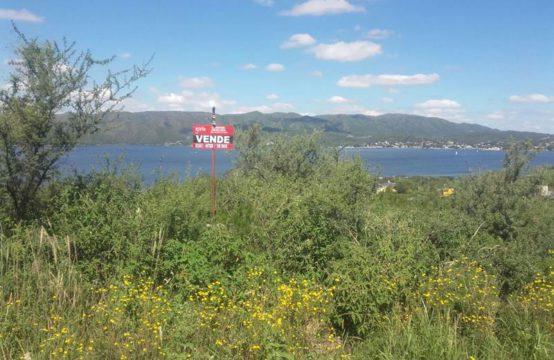 VL050… Lote con impresionante vista al Lago