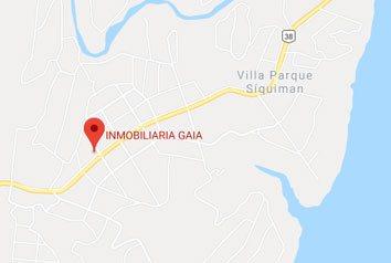 Gaia Inmobiliaria Maps
